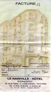 Nainville Hôtel