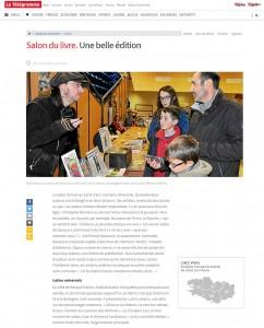 Renaud Marhic et les Lutinsd Urbains dans Le Télégramme Les urbins