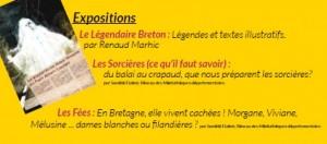 Renaud Marhic au Salon du Livre d'Arzon