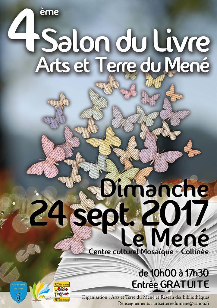 Les Lutins Urbains au Salon du Livre Arts et Terre du Méné 2017