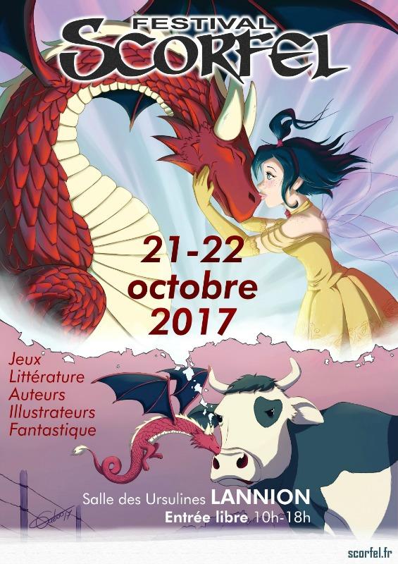 Les Lutins Urbains au Festival Scorfel 2017