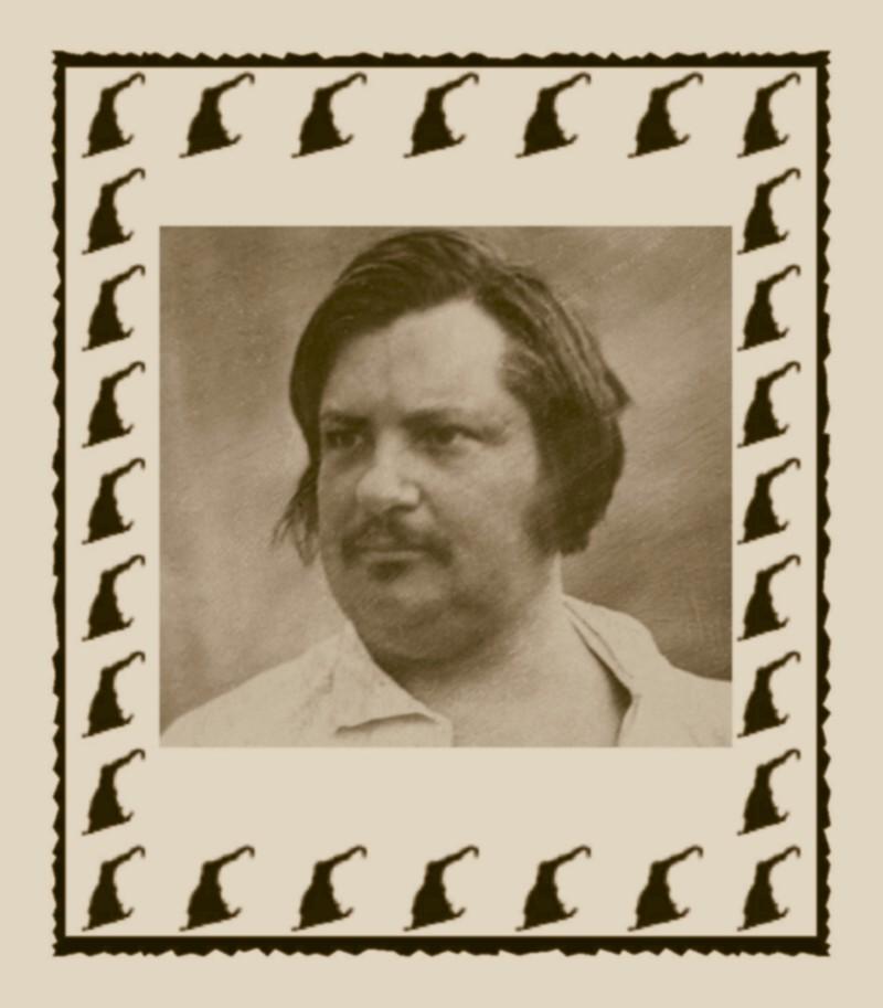 Des écrivains et des Lutins : Honoré de Balzac