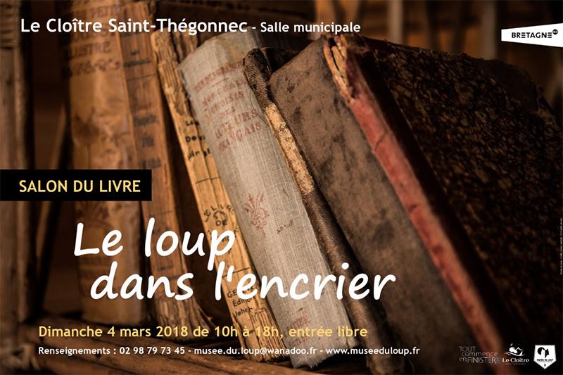 Les Lutins Urbans au Salon du livre Le Loup dans l'Encrier du Cloître-Saint-Thégonnec
