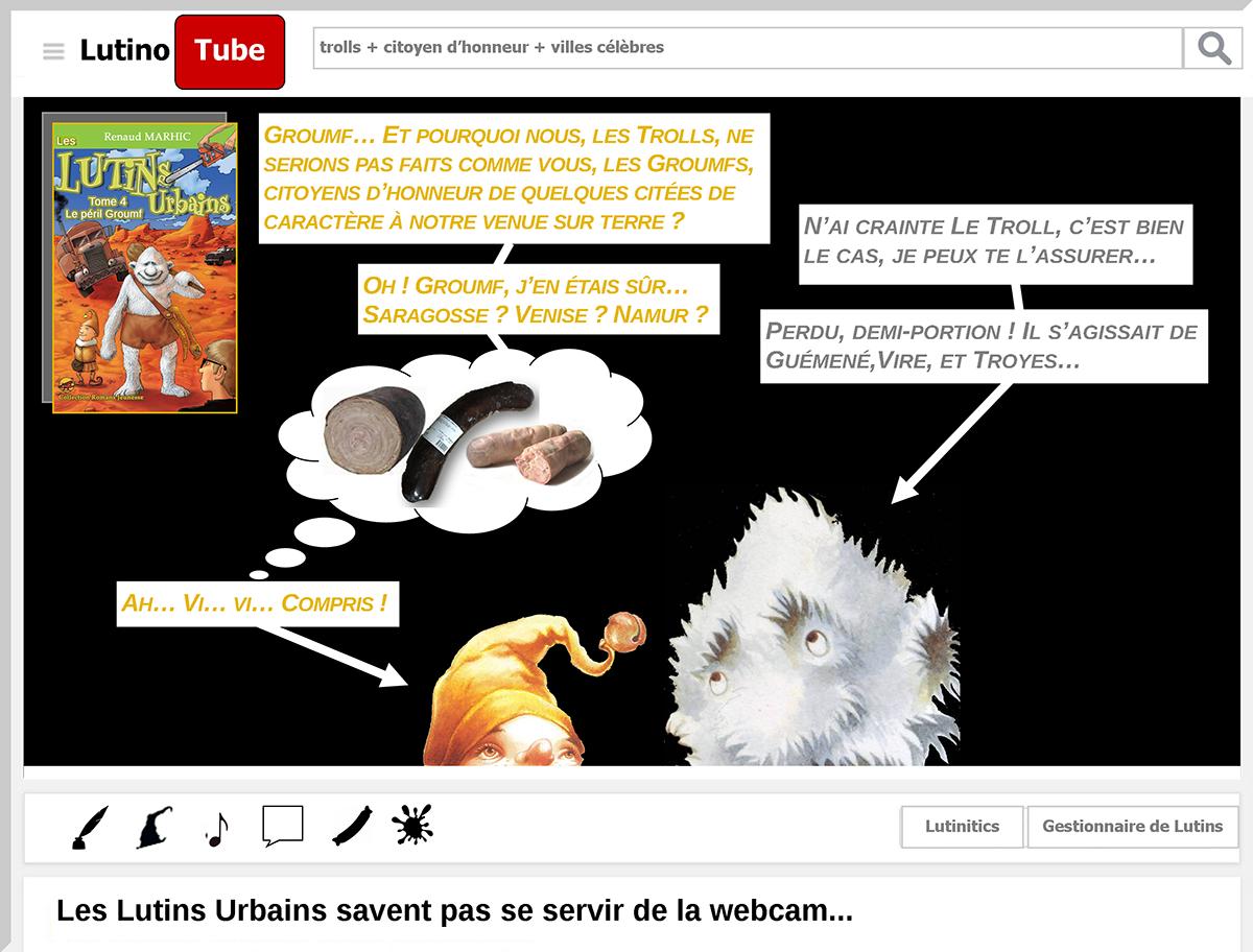 Les Lutins Urbains savent pas se servir de la webcam 10