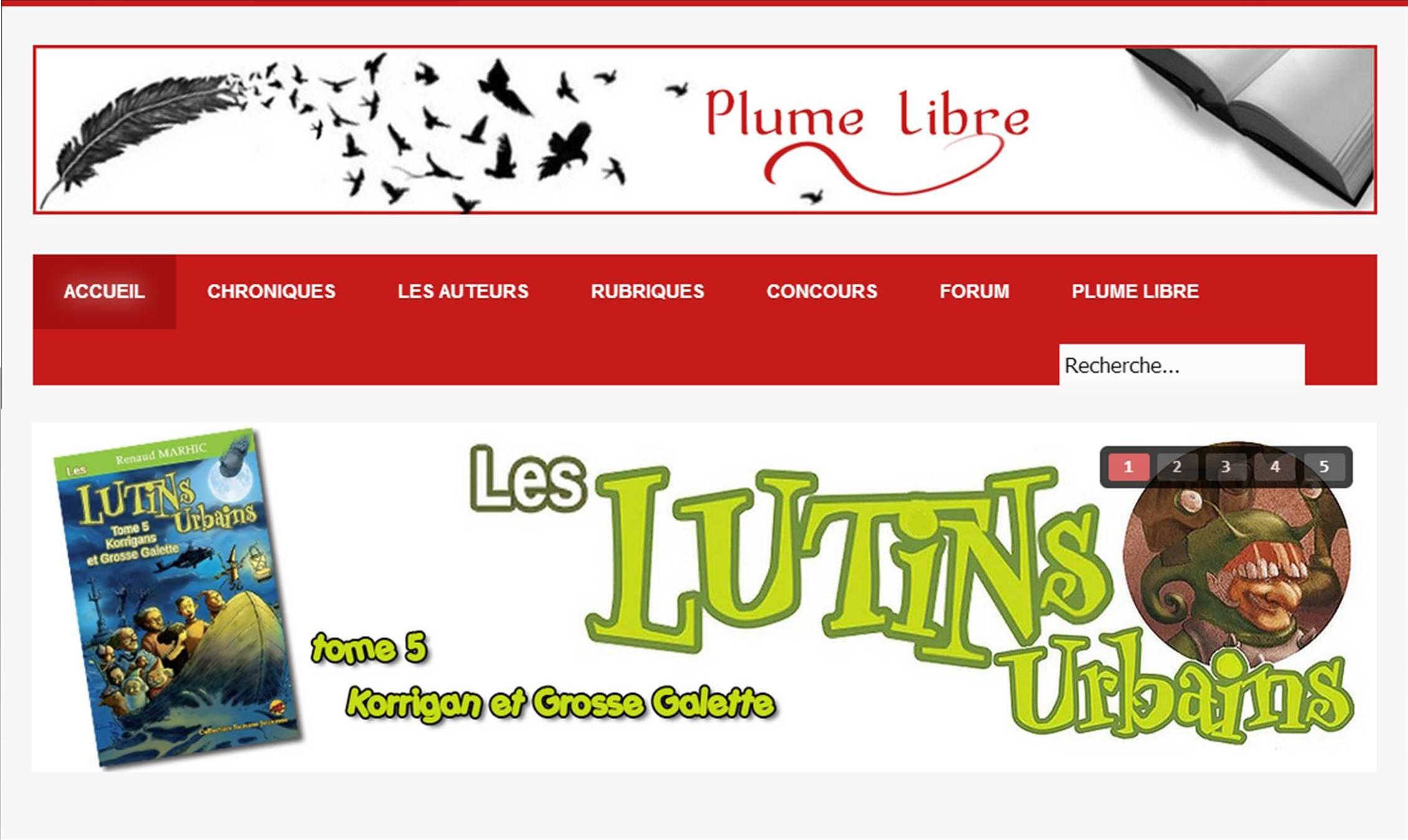 """""""Korrigans et Grosse Galette – Les Lutins Urbains tome 5"""" sur Plume Libre"""