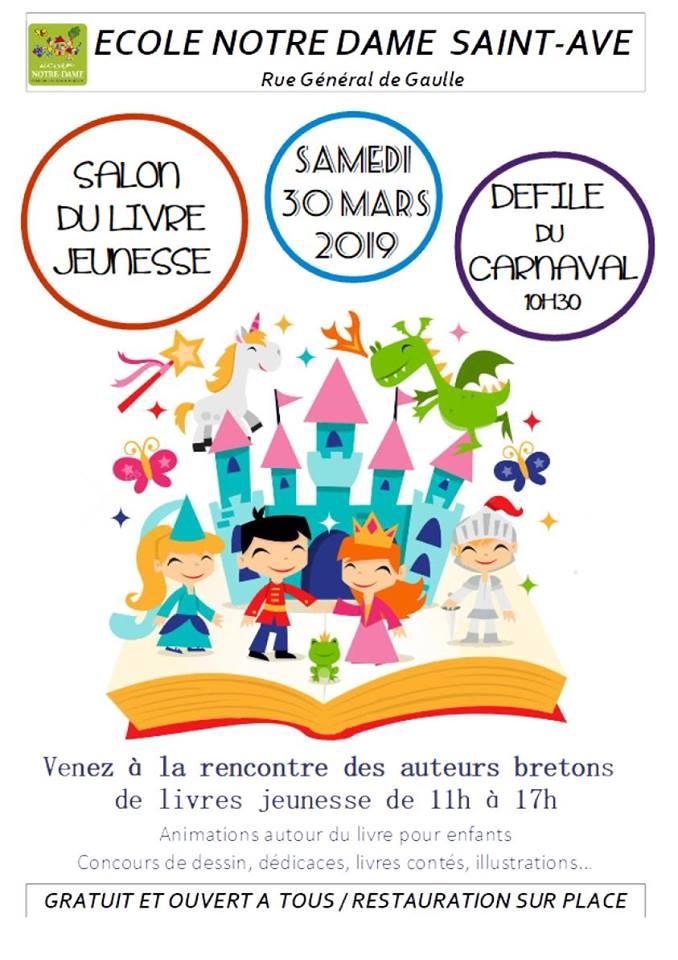 Les Lutins Urbains au Salon coloré et festif de Saint-Ave 2019