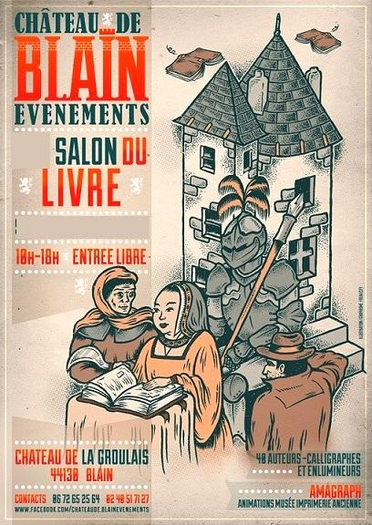 Les Lutins Urbains au Salon du livre de Blain 2019