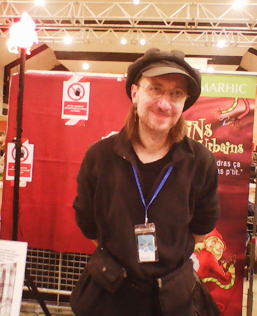 Les Chroniques du Gnomogramme : quand un auteur jeunesse fait apparaître ses personnages en hologrammes… (4)