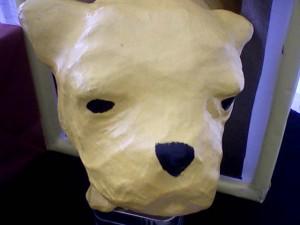chiien jaune 2