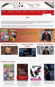 Interview-Plume Libre