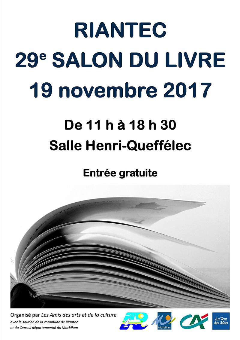 Les Lutins Urbains au Salon du Livre de Riantec 2017