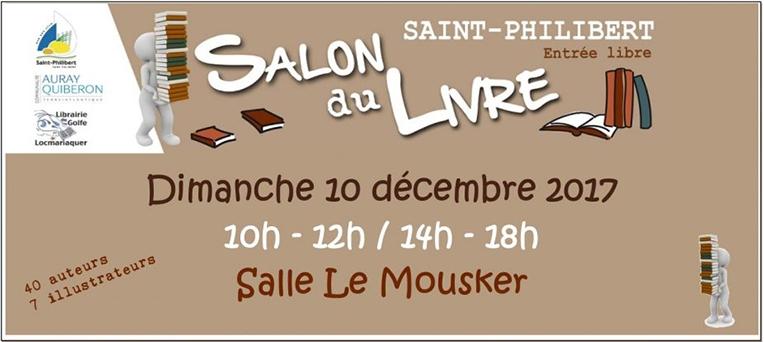 Les Lutins Urbains au Salon du Livre de Saint-Philibert