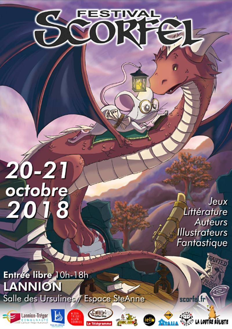Les Lutins Urbains au Festival Scorfel 2018 - les urbins - habert