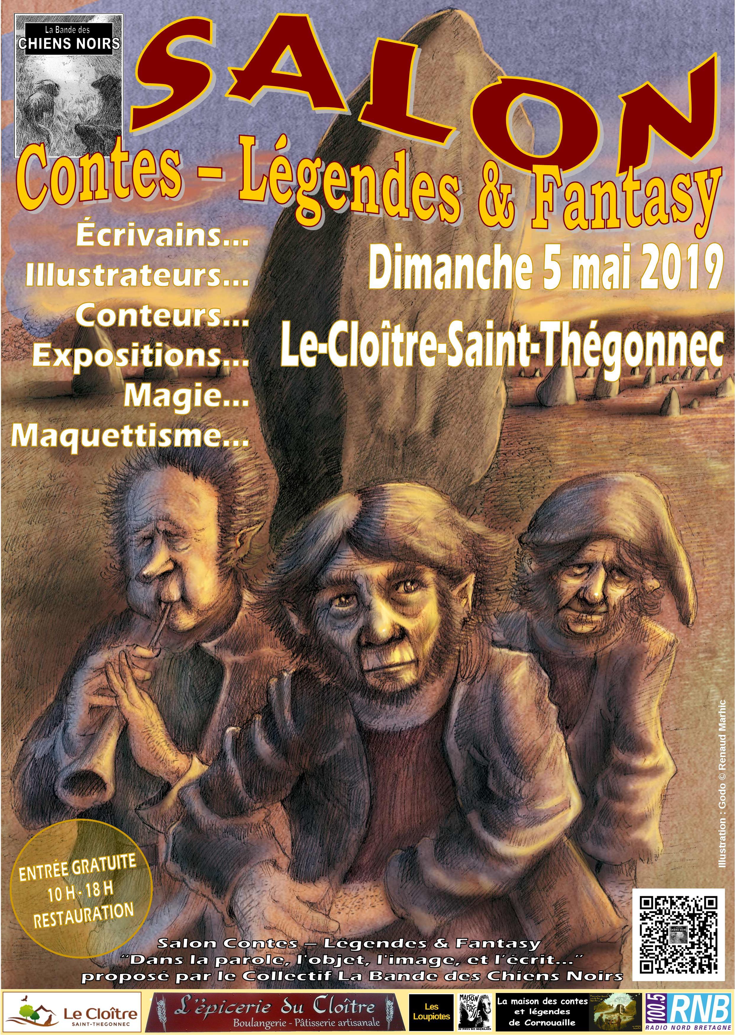 Salon Contes – Légendes & Fantasy 2019