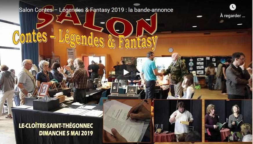 Les Lutins Urbains au Salon du livre Contes – Légendes & Fantasy du Cloître-Saint-Thégonnec