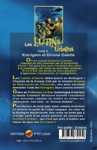 Korrigans et Grosse Galette - Les Lutins Urbains tome 5