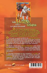 Le péril Groumf – Les Lutins Urbains tome 4